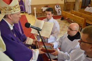 Posługi lektoratu i akolitatu @ Wyższe Seminarium Duchowne w Radomiu | Radom | Mazowieckie | Polska
