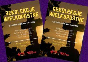 Wielkopostne Rekolekcje w Katedrze Radomskiej @ Katedra pw. Opieki NMP w Radomiu | Radom | mazowieckie | Polska