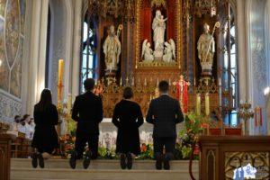 Msza Święta w intencji maturzystów @ Katedra pw. Opieki NMP w Radomiu   Radom   Mazowieckie   Polska