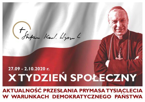 X. Tydzień Społeczny @ Oratorium Św. Filipa Neri w Radomiu | Radom | Mazowieckie | Polska