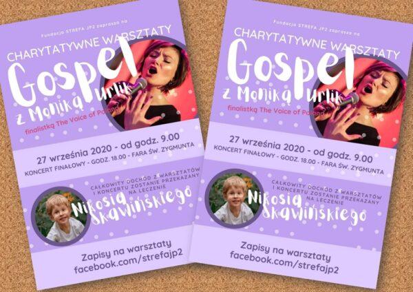 Charytatywne Warsztaty Gospel w Szydłowcu @ Kościół pw. św. Zygmunta w Szydłowcu | Szydłowiec | Mazowieckie | Polska