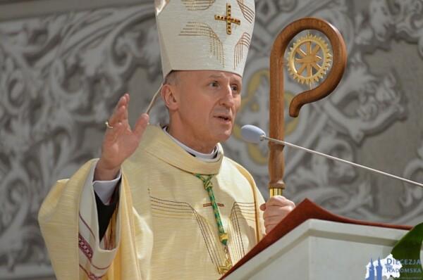 Rekolekcje Wielkopostne z Biskupem Markiem Solarczykiem @ Katedra pw. Opieki NMP w Radomiu | Radom | Mazowieckie | Polska
