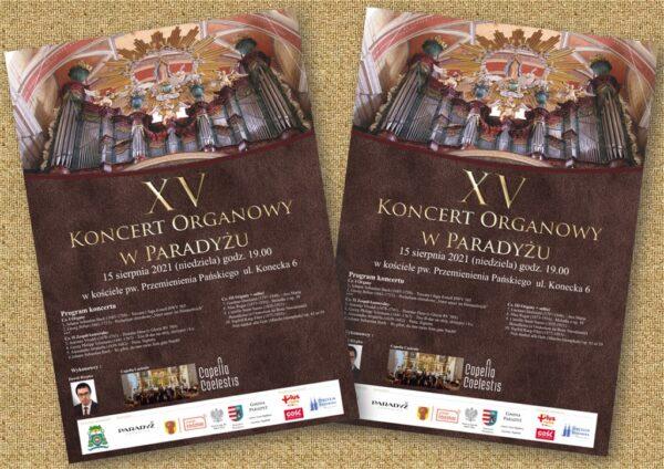 XV. Koncert Organowy w Wielkiej Woli - Paradyżu @ Kościół pw. Przemienienia Pańskiego w Wielkiej Woli - Paradyżu | Paradyż | Łódzkie | Polska