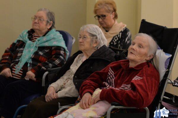 I. Światowy Dzień Dziadków i Osób Starszych