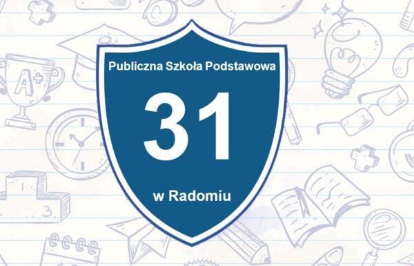 Miejskie rozpoczęcie roku szkolnego - PSP31 w Radomiu @ Publiczna Szkoła Podstawowa nr 31 im. Kard. Stefana Wyszyńskiego w Radomiu | Radom | Mazowieckie | Polska